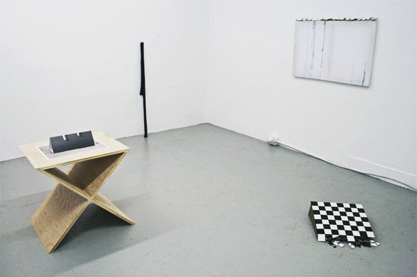 """Exhibited in """"Things In A Room"""""""